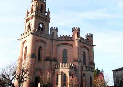 L'Église Notre-Dame de la Drèche
